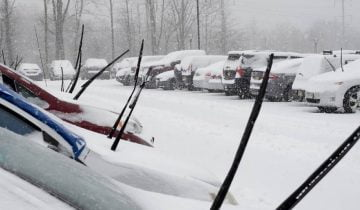 Why You Should Never Leave Your Wiper Blades Raised in Winter or Any Other Time